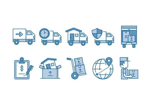 بسته بندی اثاثیه و لوازم جهت باربری و اتوبار